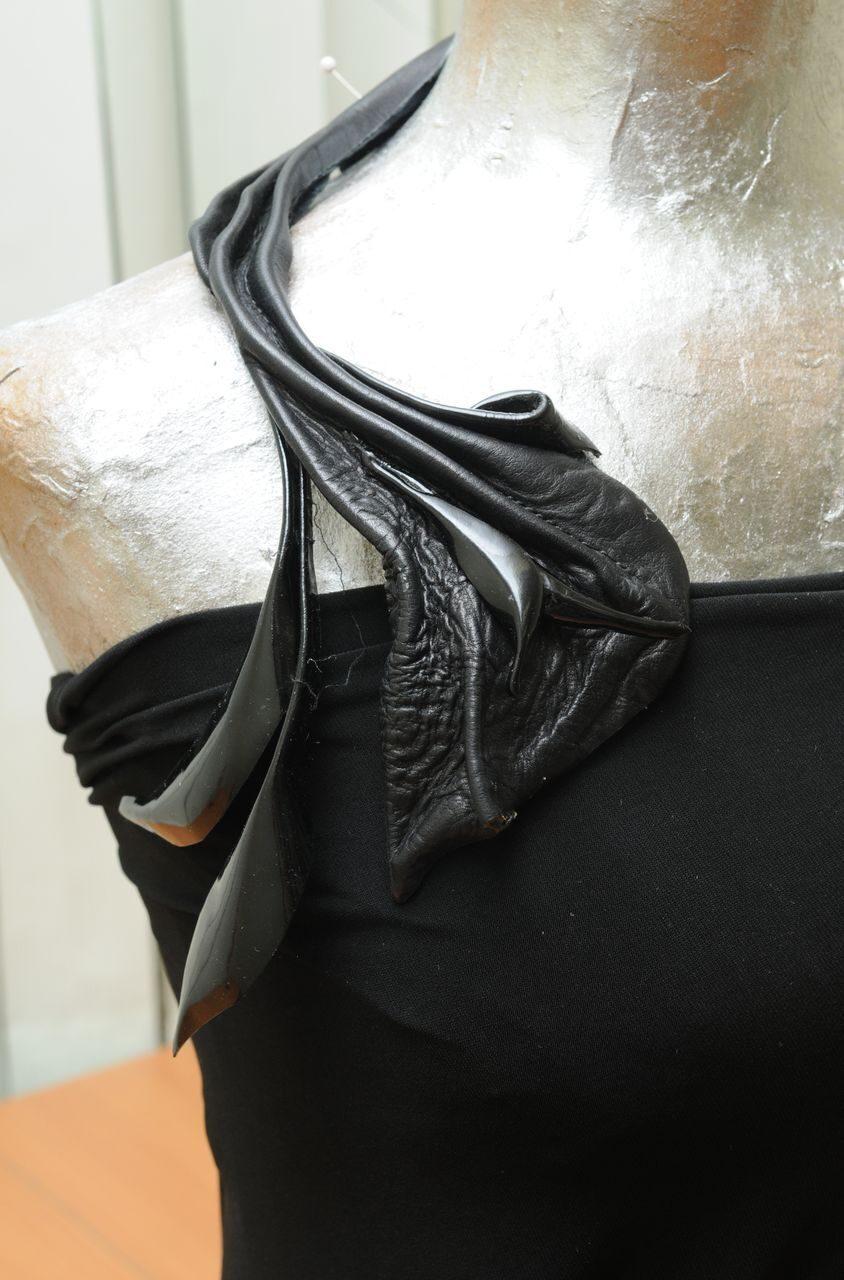 Одежда из кожи дизайн